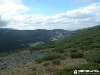 Cuerda de las Cabrillas - Senderismo en el Ocaso;rutas senderismo por madrid rutas senderismo comuni